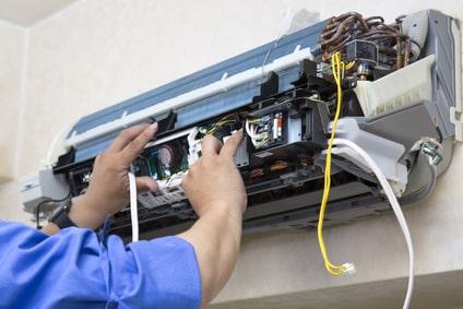 riparazione condizionatori